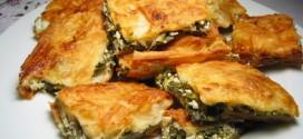 Beşamelli Ispanak Böreği Tarifi