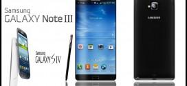 Galaxy Note 3 mü Yoksa Samsung Galaxy S4 mü