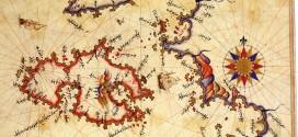 Piri Reis'in Lesbos ve Ayvalık Haritası