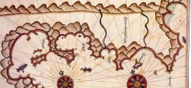 Piri Reis'in Marmaris Haritası