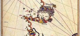 Piri Reis Marsilya ve Toulon Haritası