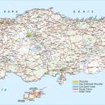 Yeni Türkiye Karayolları Haritası